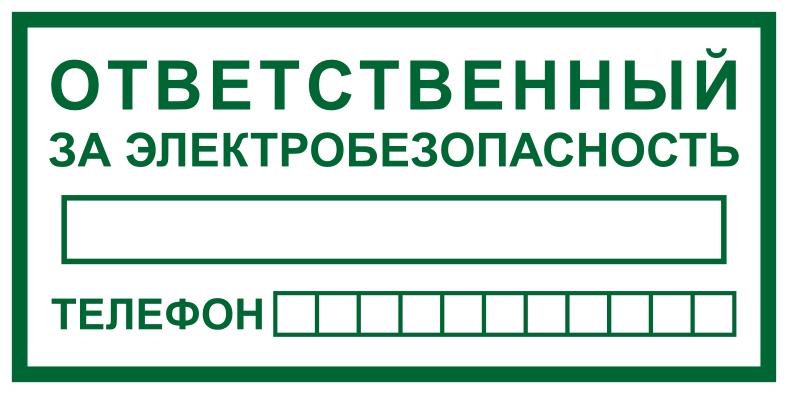 Должностная Инструкция Электробезопасность
